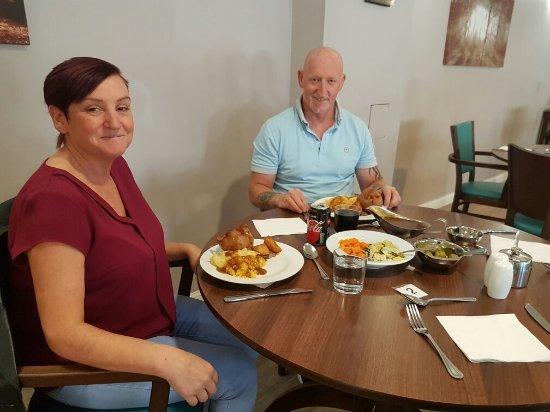 Hebburn, UK: Campbell Court Cafe