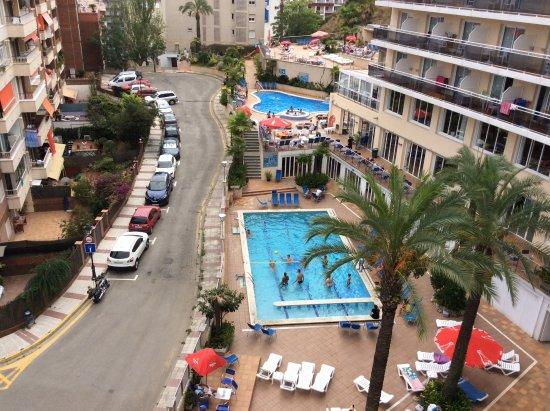 hotel picture of hotel oasis park calella tripadvisor. Black Bedroom Furniture Sets. Home Design Ideas