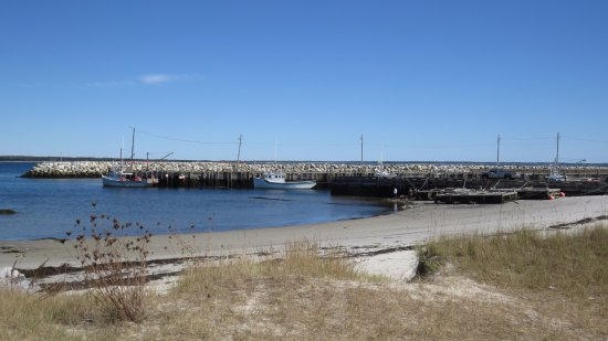 Shelburne, Kanada: nearby Cape Sable Island