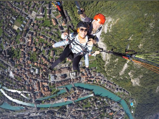 Matten bei Interlaken, Swiss: Amazing activity and views