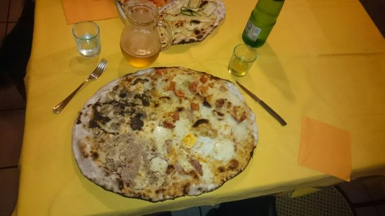 Vitorchiano, Włochy: Capolavoro!!!