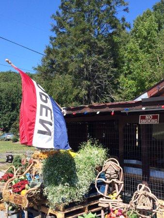 Brevard, Carolina del Nord: Whistlestop Market