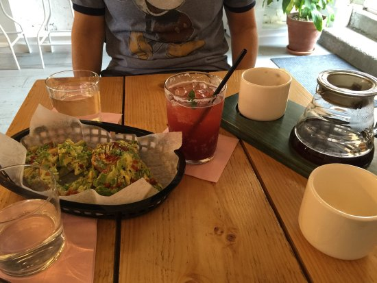 Troy, NY: Avocado Toast and Pour Over Coffee