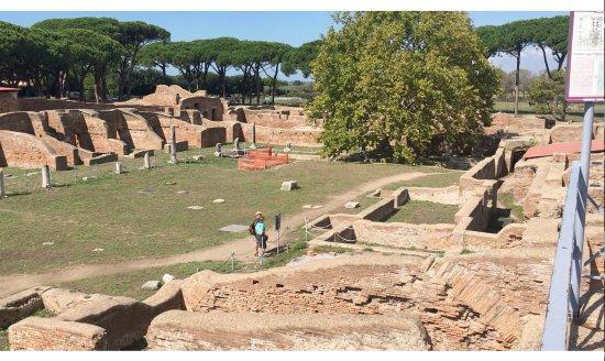 Ostia Antica, Italia: Anfiteatro