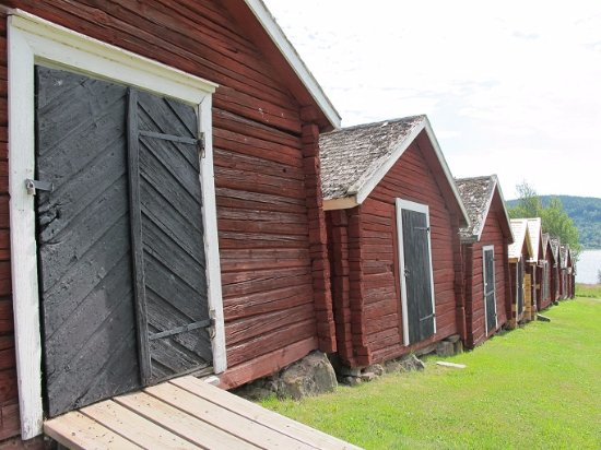 Nordingra, สวีเดน: 地元では観光名所として有名