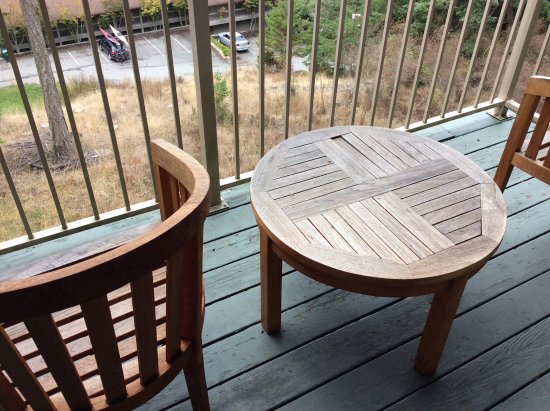 Eastsound, WA: Outdoor furniture
