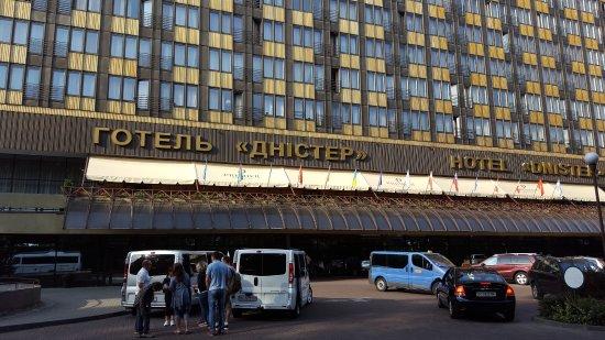 بريمير هوتل دنيستر: Hotel Front