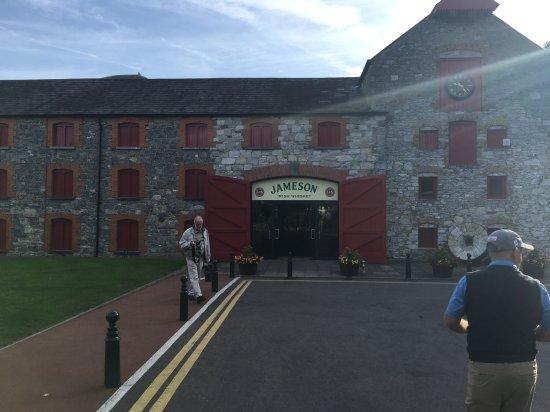 Midleton, Irlanda: Entrance