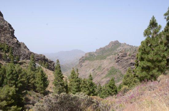 Artenara, Espanha: Krajobraz Parque Rural del Nublo