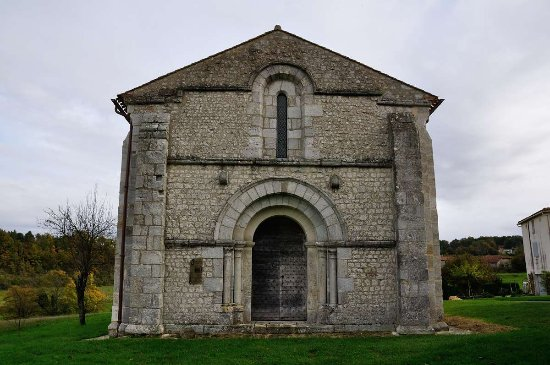 Cressac-Saint-Genis, France: Kapel
