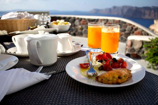 Pezoules: breakfast doesn't get any better than this!