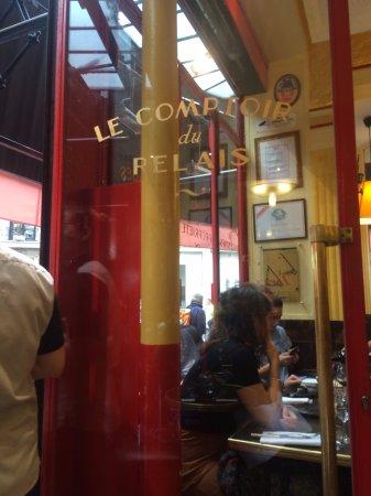 Brandade picture of le comptoir du relais paris for Restaurant le miroir paris 18