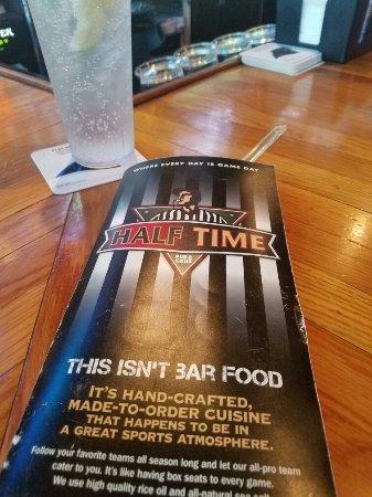New Bern, North Carolina: Half Time Pub & Grub