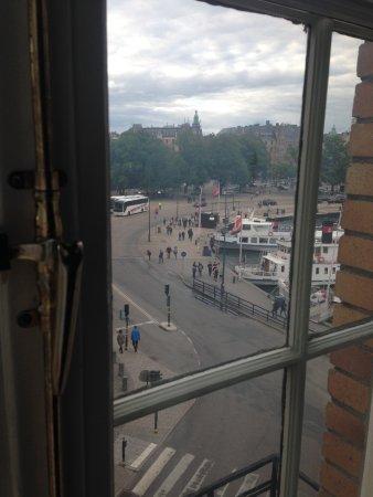 Radisson Blu Strand Hotel, Stockholm: vista desde la habitación triple suite