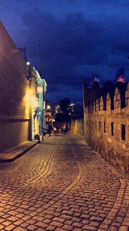 Baku Old City: المدينة القديمة باكو