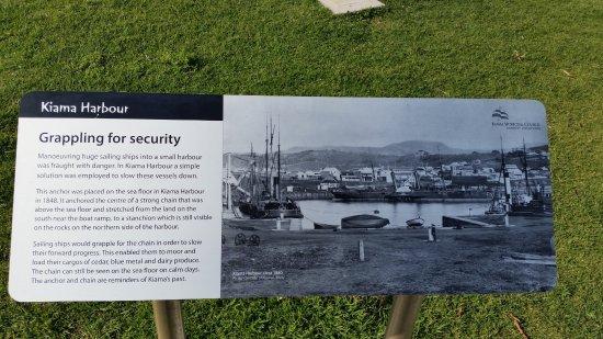 Kiama, أستراليا: Putting into perspective: some history stuff