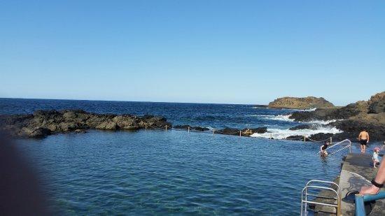 Kiama, أستراليا: Swimming pool