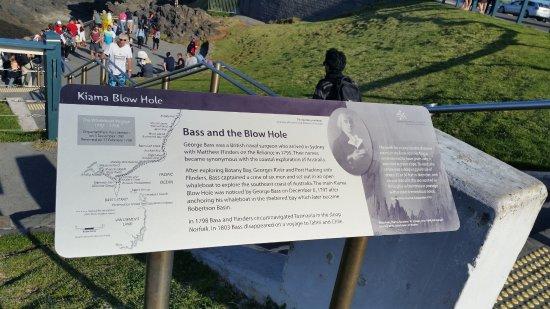 Kiama, أستراليا: Blow hole: some facts