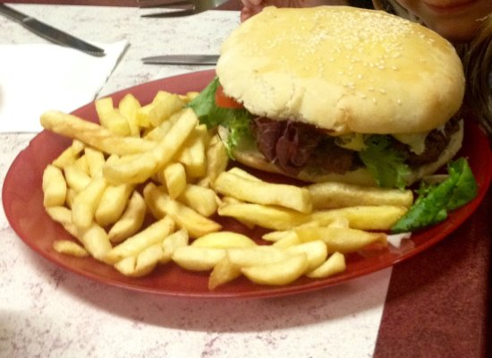 Super bon hamburger photo de l 39 oncle sam haguenau - Direct cuisine haguenau ...