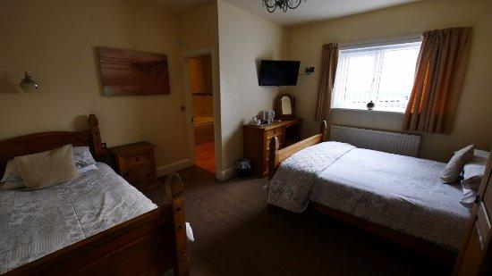 Kirkbymoorside, UK: Bedroom