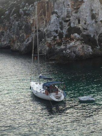 Mahon, Spania: Costa sur de Menorca