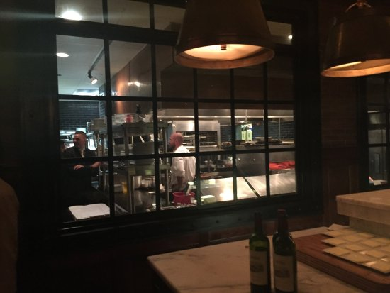 Morristown, Nueva Jersey: The kitchen