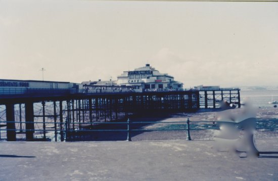 The View Cafe and Vintage Music: THE CENTRAL PIER MORECAMBE 1962