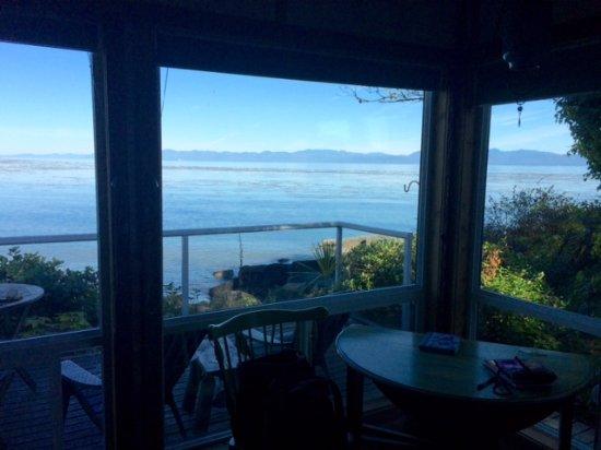 Sekiu, WA: from Castaway Cabin