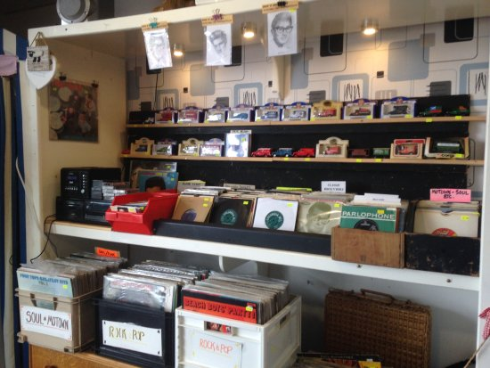 The View Cafe and Vintage Music: 'THE VIEW' MORECAMBE - RECORDS FOR SALE