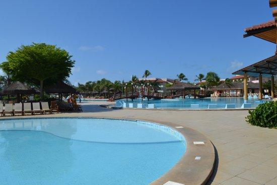 Grand Palladium Imbassai Resort & Spa: Impecable