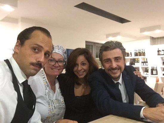 Pedara, Italien: Vinò art&gourmet