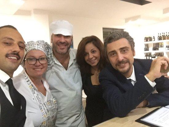 Pedara, Italia: Vinò art&gourmet