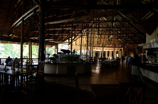 Chobe Safari Lodge : Comedor