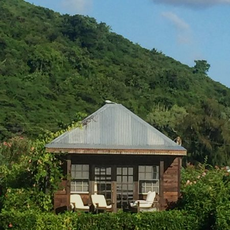 Turners Beach, Antigua : The rooms