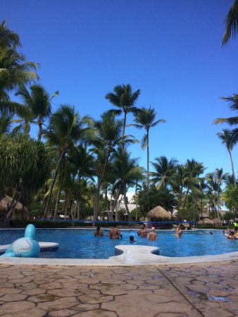 Paradisus Punta Cana: Great views!