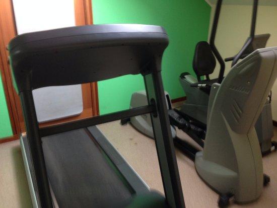 Orebro, Sweden: Gymmet på Clarion Örebro