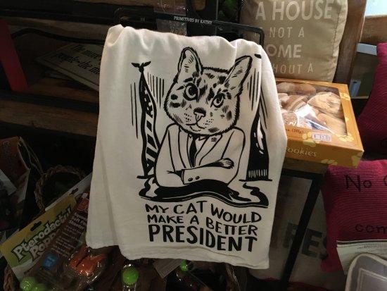 Linden, VA: Lol.. sent to my cat loving friend!
