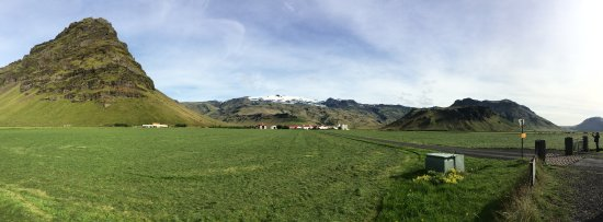 Hvolsvollur, Islandia: The farm
