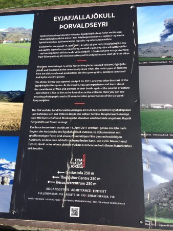 Hvolsvollur, İzlanda: The farm
