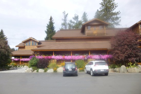 McCall, ID: outside