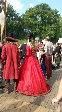 """Impressionen von der """"Elfia"""" Schlosspark Arcen Sept. 2016"""