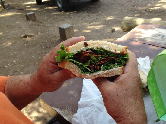 Kelly, Wyoming: The mother of all BLT's