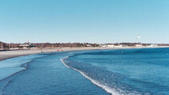 Narragansett Town Beach Narragansett Ri Picture Of