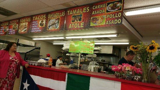 Garland, TX: Cocina Tia Ely