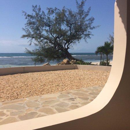 Msambweni, كينيا: View from the spa