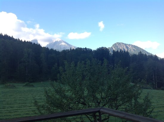 Alm- & Wellnesshotel Alpenhof: Room with views!!