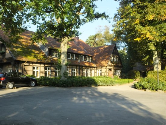 Telgte, Alemania: Front of the hotel