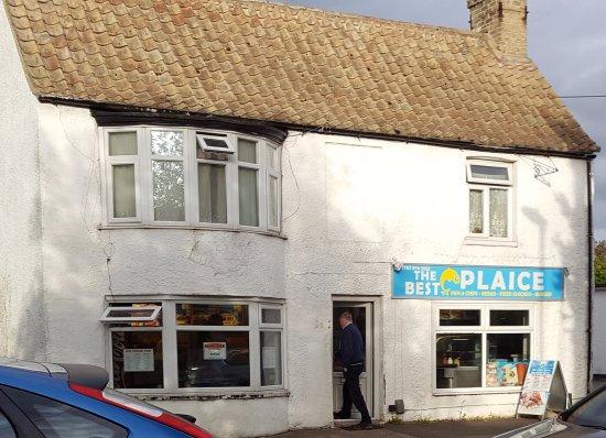 The Best Plaice - Burwell