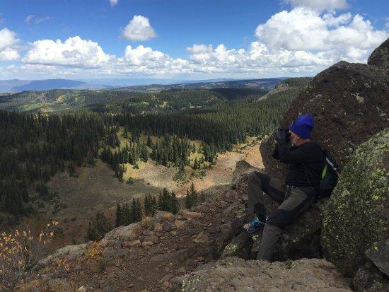 Grand Mesa: Crag's Crest Trail.