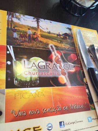Tlalnepantla, Mexico: Lagrange Churrascaria